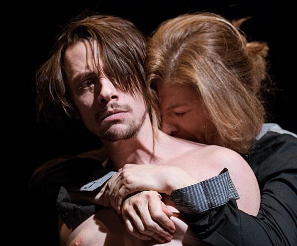 SIMON STEPHENS: PORNOGRAPHIE 2017 Theater Ulm, Regie: Katja Langenbach