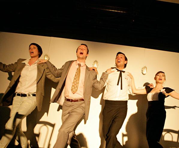 LOTHAR KITTSTEIN: LAST CALL 2010 Theater Aachen, Regie: Katja Langenbach