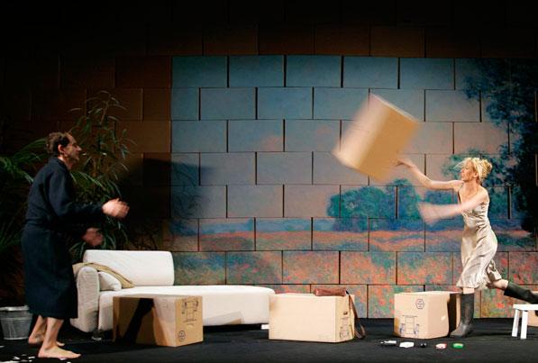 MARTIN CRIMP: AUF DEM LAND    2007 Vorarlberger Landestheater Bregenz, Regie: Katja Langenbach